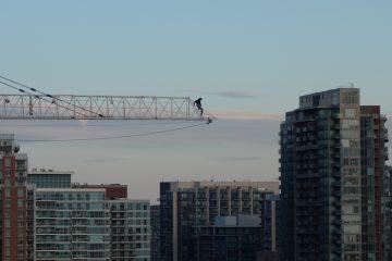 condo crane photographer