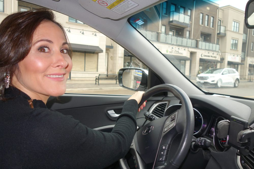 Driving with Laura Bilotta, Single in the City