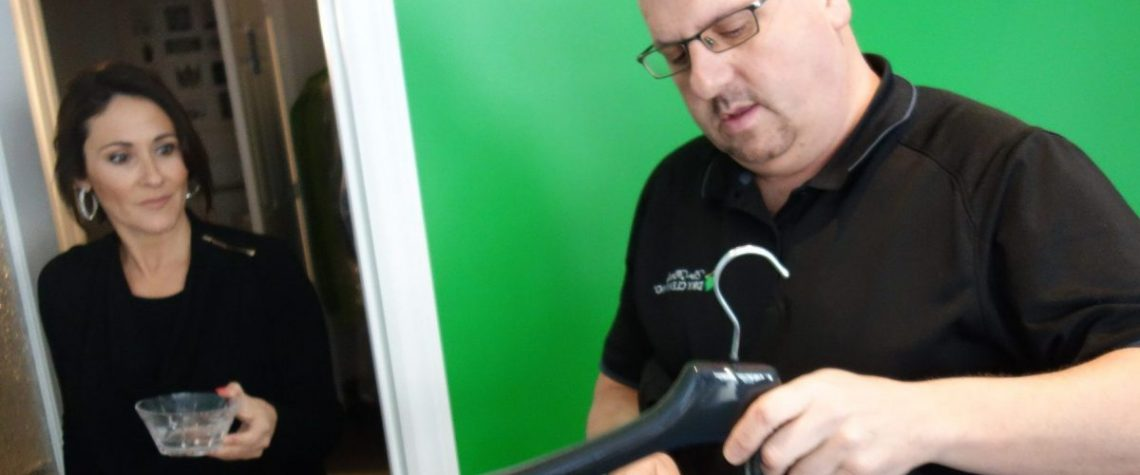 Mark Williston - Eco Friendly Dry Cleaning
