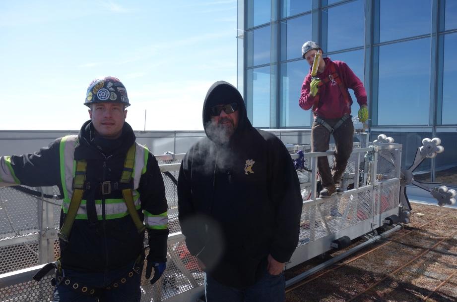 glaziers in Toronto