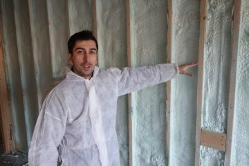 George Shimi of Everest Spray Foam Insulation