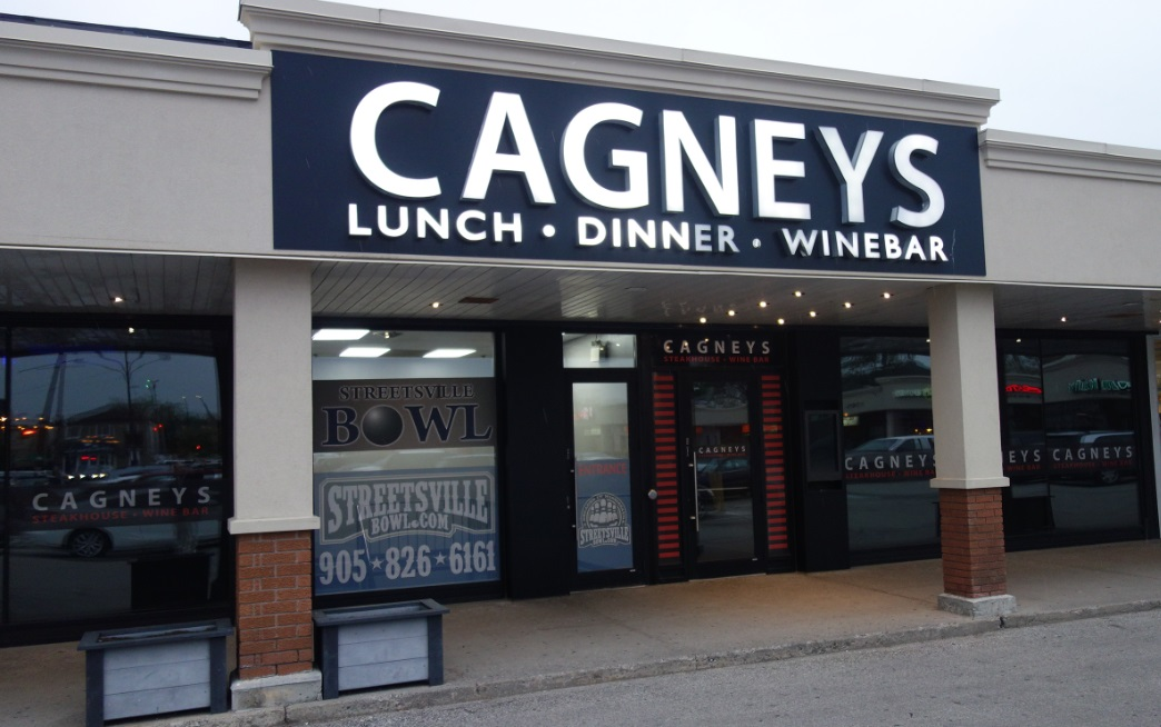 cagneys mississauga