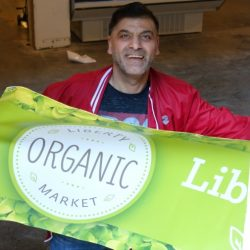 Andy Ientile launches Liberty Organic Market