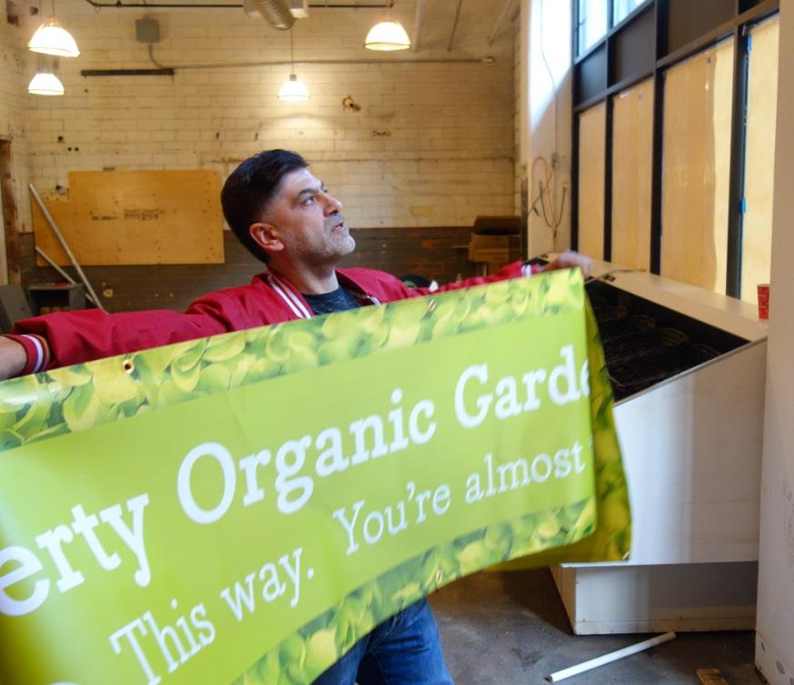 Liberty Organic Market - sustainable food in Toronto