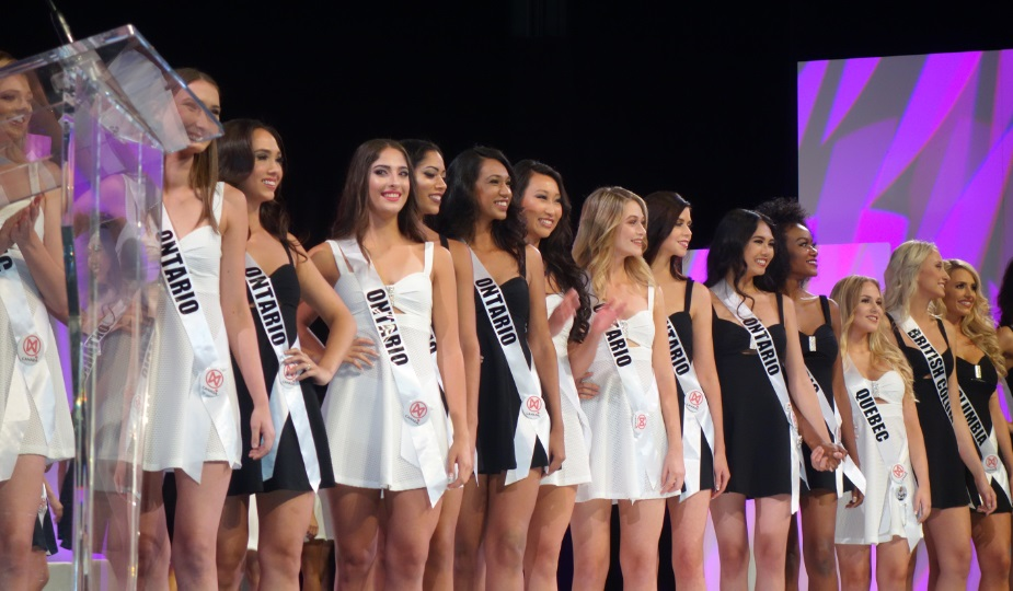 fifty six delegates - 2017 Miss World Canada