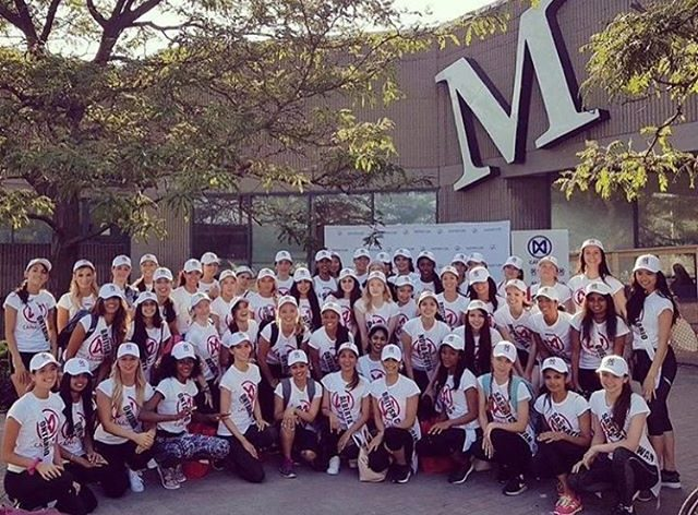 Miss World Canada at Mayfair Clubs