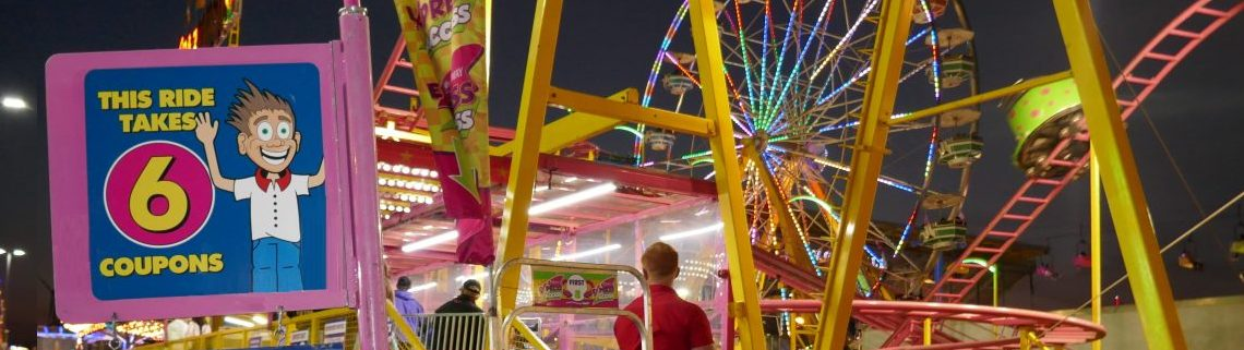 Our guide to the six ticket rides at the CNE
