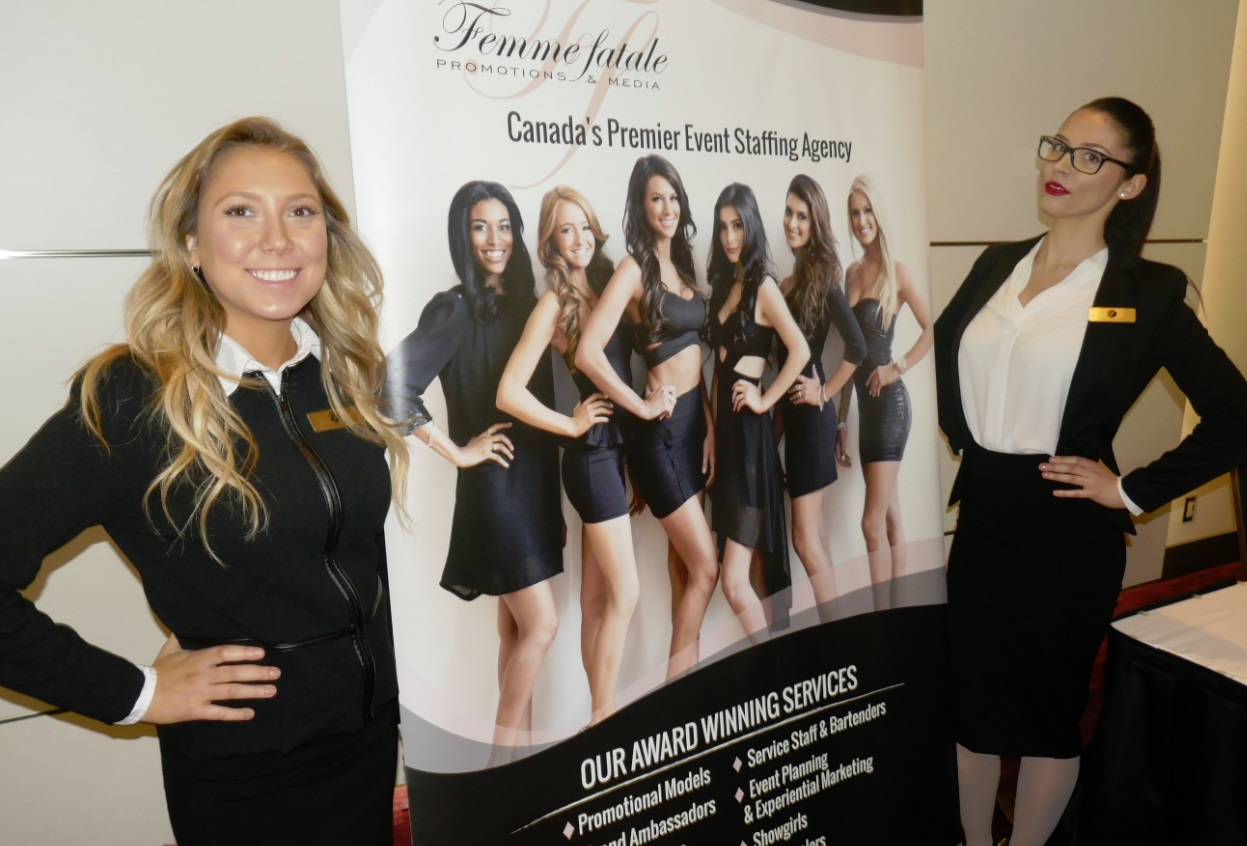 Femme Fatales event planning in Toronto