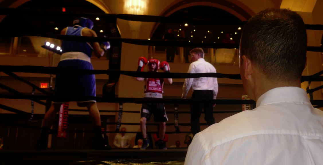 boxers begin